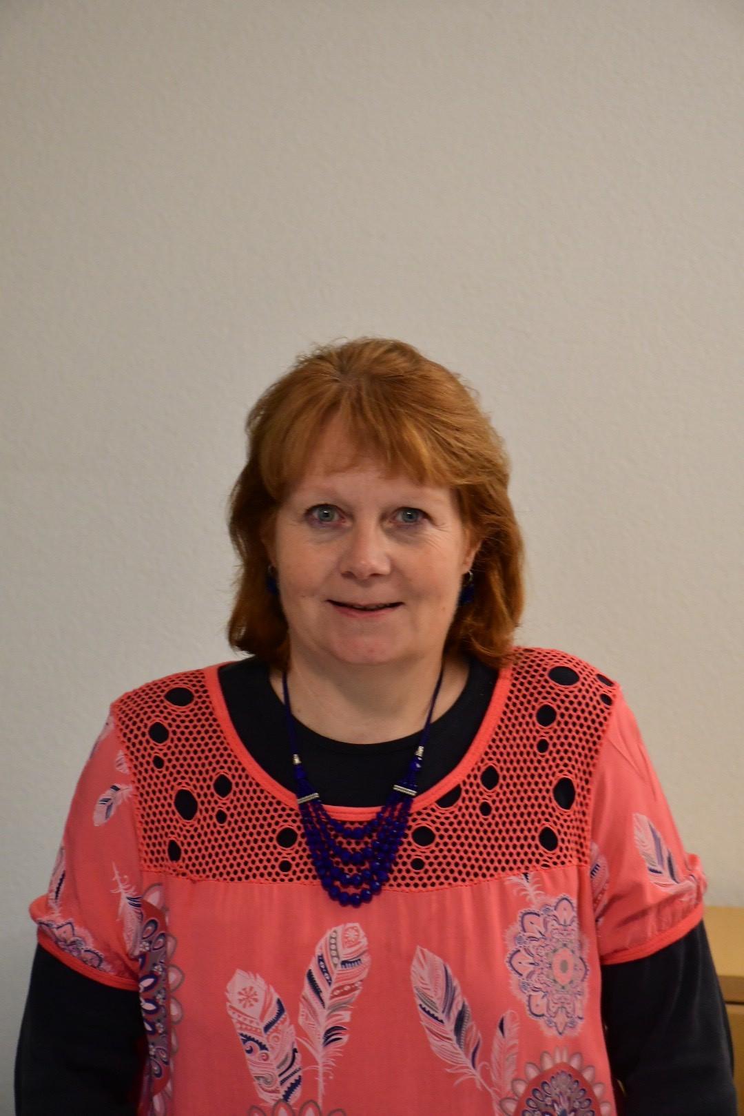 Anne-Marie, directrice pédagogique