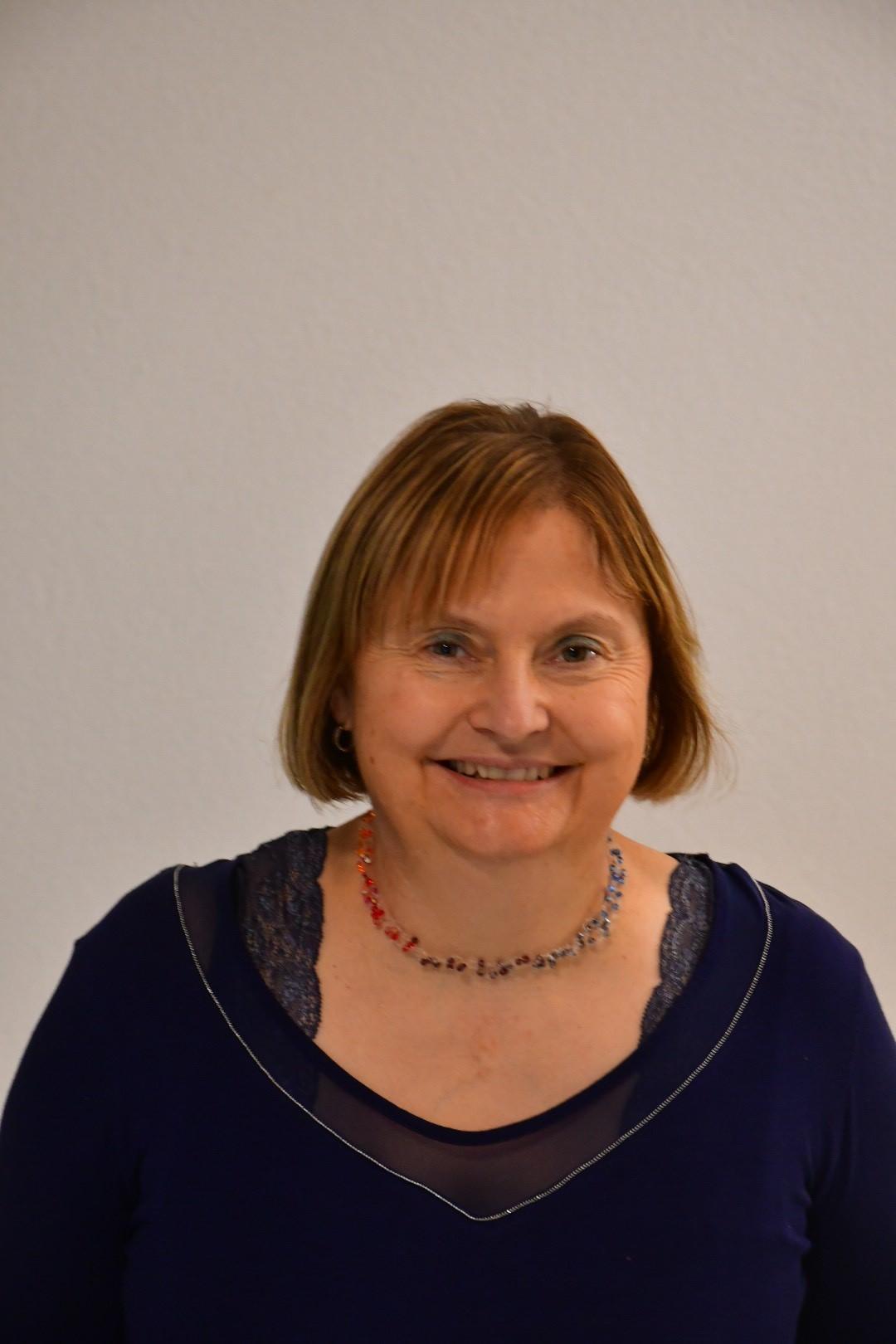 Françoise, directrice administrative
