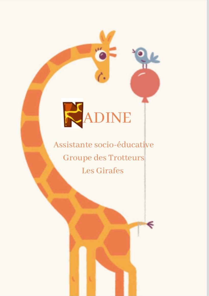 Nadine, ASE (Assistante Socio-Éducative)