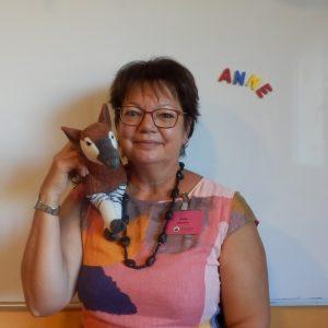 Anne, Éducatrice ES