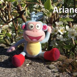Ariane, Educatrice ES