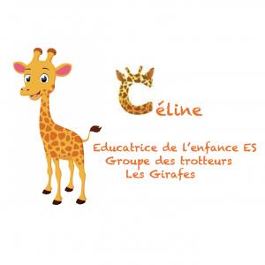 Céline, Éducatrice ES
