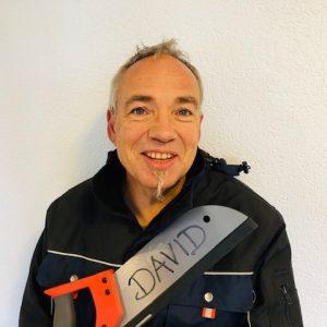 David, service technique et conciergerie
