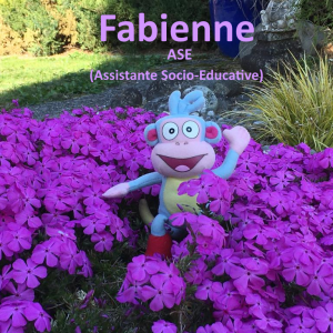Fabienne, ASE (Assistante Socio-Éducative)