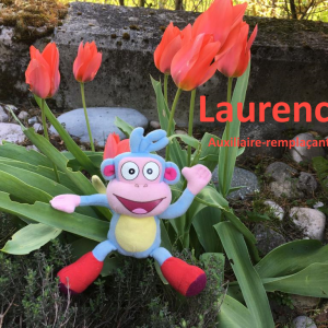 Laurence, Auxiliaire-Remplaçante