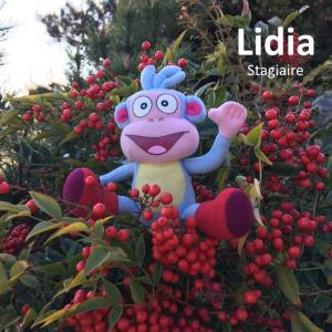 Lidia, Stagiaire