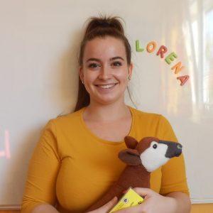 Lorena, Apprentie ASE 2ème année (Assistante Socio-Éducative)