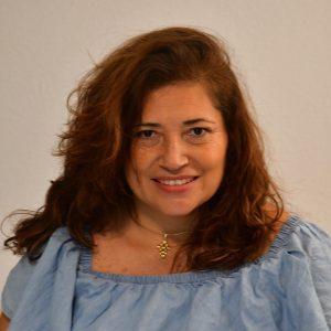 Luz-Mery, adjointe pédagique
