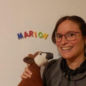 Marion, ASE (Assistante Socio-Éducative)
