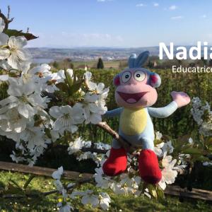 Nadia, Educatrice ES