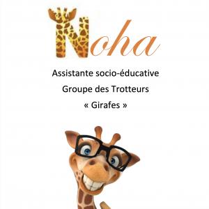 Noah, ASE (Assistante Socio-Éducative)