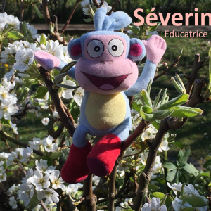 Séverine, Educatrice ES