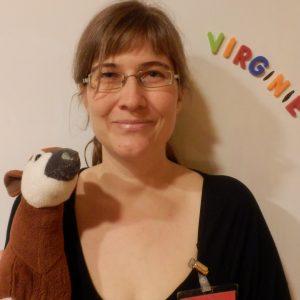Virginie, ASE (Assistante Socio-Éducative)